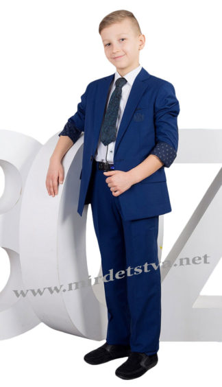 Костюм в школу для мальчика Bozer 403-C H-4