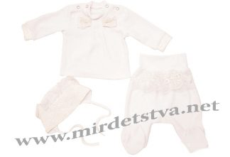 Нарядный комплект для девочки Minikin 1711804