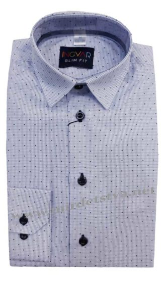 Рубашка для школы INGVAR 4501/BZ-01