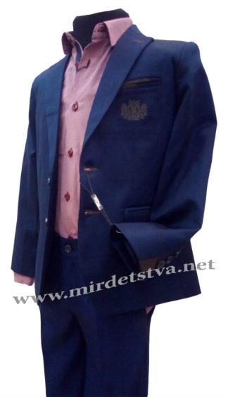 Стильный костюм для мальчика Bozer 447-K H-4