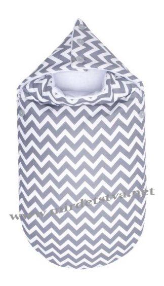 Зимний конверт для новорожденного Рассвет LC Goforkid 1330-202-992-3
