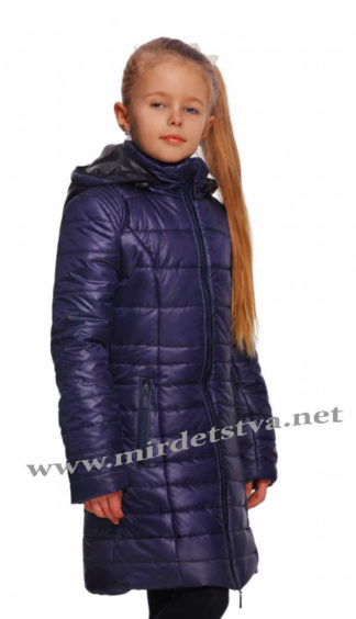 Демисезонная куртка на девочку Alfonso 568 D-085-A