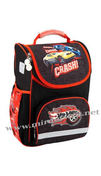Каркасный рюкзак для мальчика Kite Hot Wheels HW18-701M