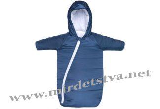 Комбинезон зимний синий Пепе Goforkid 9805-224-302