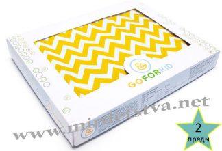 Комплект постельный для новорожденного двойка Сахара LC Goforkid 1330-210-910-2