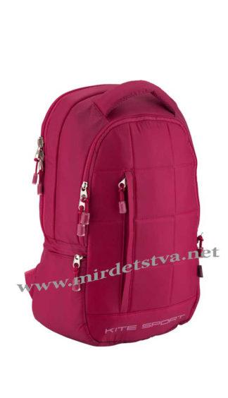 Розовый рюкзак Kite Sport K18-834L-1