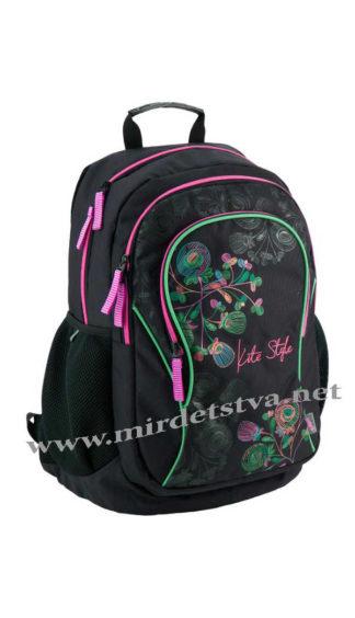 Рюкзак с модным принтом Kite Style K18-854L