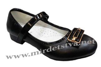 Школьные туфли на девочку CBT.T T558-1