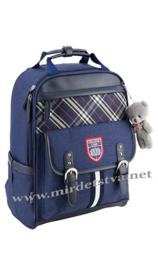 Стильный ранец школьника Kite College line K18-737M-2