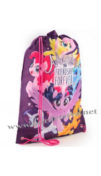 Сумка-мешок для сменки Kite My Little Pony LP18-600S-2