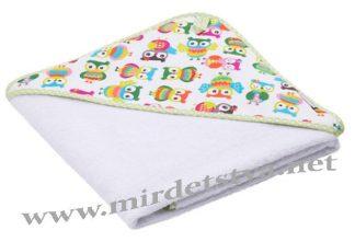 Уголок-полотенце для купания Милашки Goforkid 9116-220-994-1