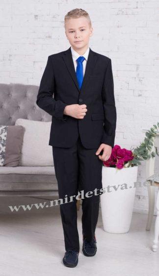 Черные брюки для мальчика Новая форма Tomas 09.2