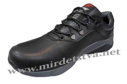 Черные кроссовки на мальчика Golovin 830-5(2)-06