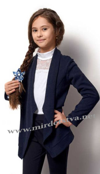 Кардиган для девочки Mevis 2269-02