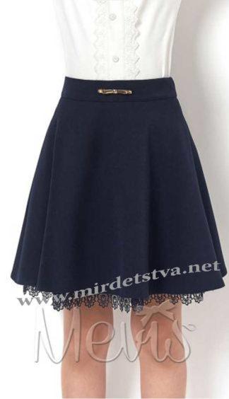 Расклешенная юбка Mevis 2317-01