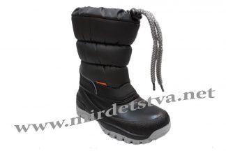 Сапоги зимние детские Demar Lucky B 1354 черные
