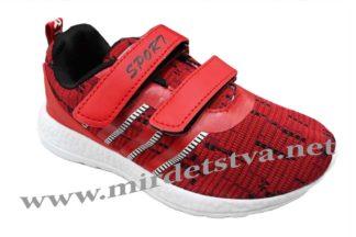 Спортивные кроссовки Eebb A315-5 красного цвета