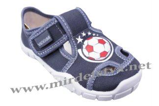 Текстильная обувь для мальчика ViGGaMi Adas Baw Termo