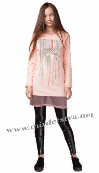 Модный детский джемпер Бланш Овен 18Д1-425п