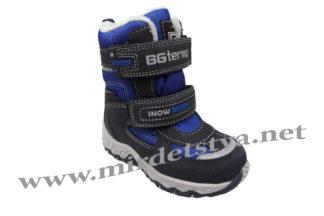 Зимние мембранные ботинки для мальчиков B&G RAY195-71