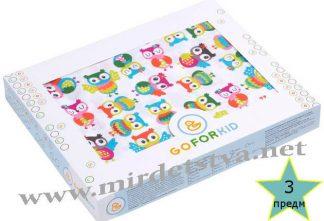 Постельное белье для новорожденного 3-ка Милашки LC Goforkid 9116-210-994-1