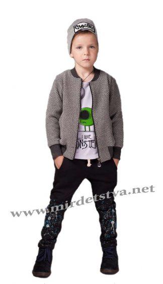 Теплые детские брюки Овен Матис 18Ш-269-2