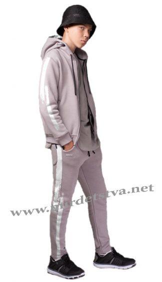 Утепленный костюм для мальчика Овен Рикки и Жан 18Д-418+18Ш246-3