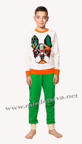 Детская теплая пижама Овен Буль 18ПМ-281199-4