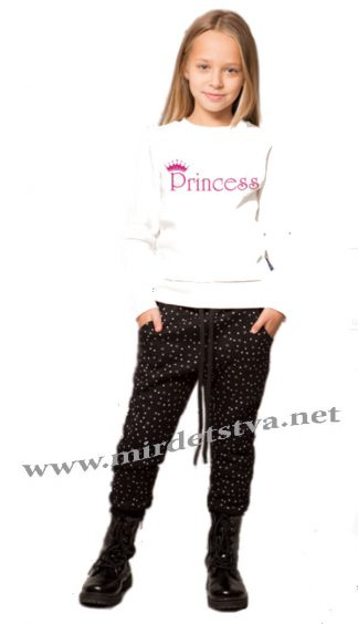Детские утепленные брюки Овен Агата 18Ш-247-7
