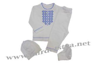 Комплект с украинской вышивкой See You КД1 11-1