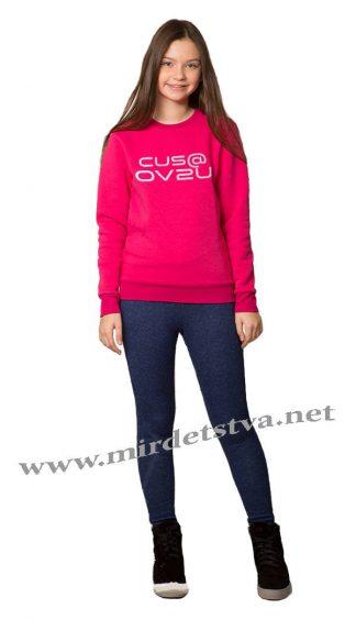 Лосины на меху под джинсы для девочки Овен Оливия 18Ш1-429-4