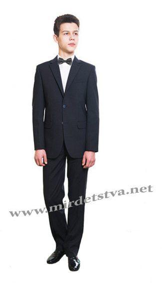 Утепленные брюки на мальчика Новая форма Premier B133.22