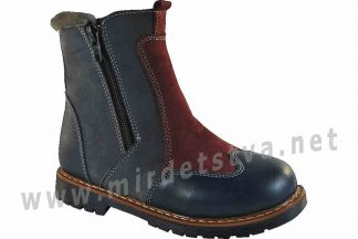 Демисезонные ботинки ортопедия 4Rest Orto 06-584
