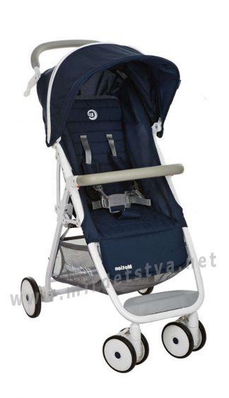 Детская коляска с поворотными колесами EL CAMINO Motion M 3295-4
