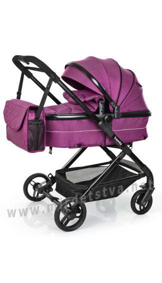 Детская коляска универсальная Bambi M 3895-9