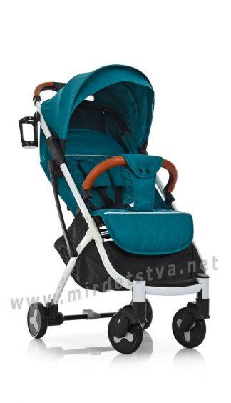 Детская прогулочная коляска-книжка Bambi Yoga II M 3910-12