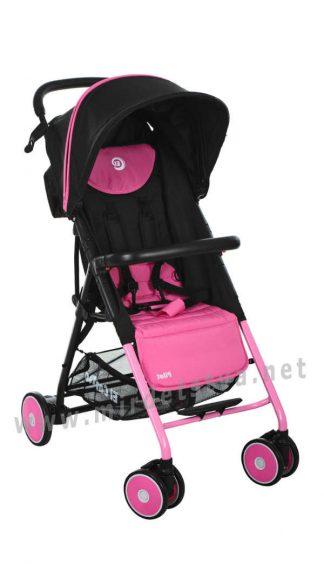 Детская прогулочная коляска-книжка EL CAMINO Pilot M 3294-8