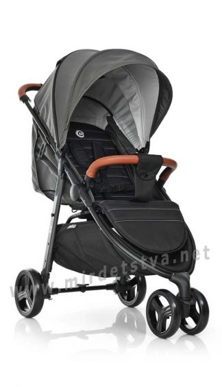 Коляска для малышей EL CAMINO ME 1025 X3 Gray