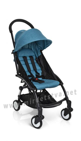 Коляска прогулочная для малышей EL CAMINO M 3548-5 Yoga