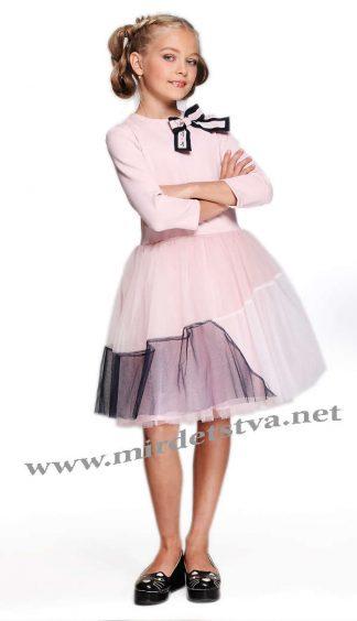 Нарядное пышное платье на девочку Lukas 8358