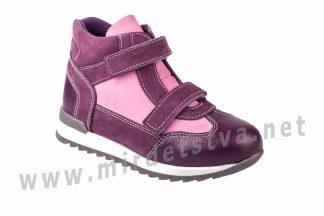 Ортопедические кроссовки на липучке для девочки 4Rest Orto 06-602