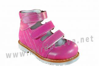 Ортопедические осенние туфли для девочки 4Rest Orto 06-312