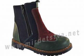 Стильные демисезонные ортопедические ботинки 4Rest Orto 06-574