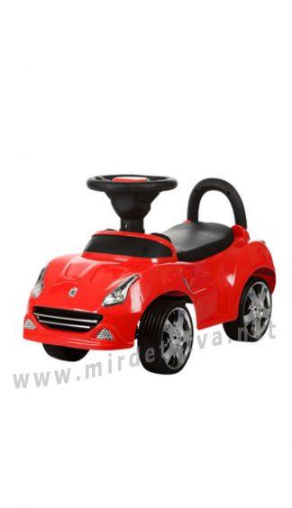 Детский красный автомобиль толокар Bambi NZ 603-3