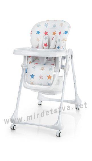 Детский раскладной стульчик для кормления Bambi M 3233-20