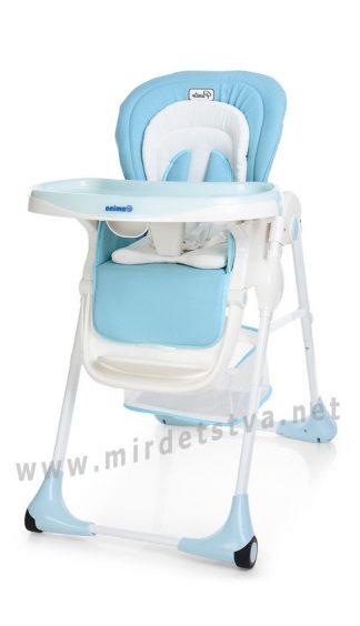 Детский стул со столиком для кормления EL CAMINO Punto ME 1001-12