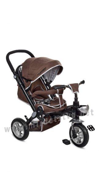 Детский велосипед колясочного типа Turbo Trike M AL3645A-13