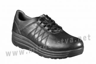 Эффектные женские туфли на платформе 4Rest Orto 17-017