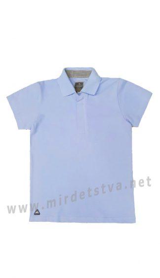 Хлопковая футболка-поло на подростка CEGISA 7073