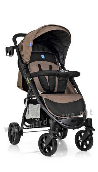 Компактная прогулочная коляска для детей Bambi M 3409-3-17